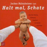 JOCHEN MALMSHEIMER - HALT MAL SCHATZ 2 CD NEW MALMSHEIMER,JOCHEN