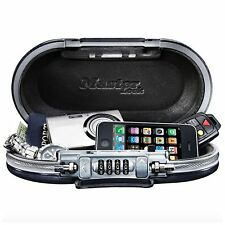 Master Lock Safe Portable Travel Personal Small Money Security Lock Combination