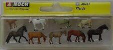 NOCH 36761 Horses 'N' Gauge Model Railway Animals