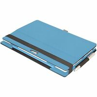 Urban Factory SUR24UF Bright Blue Elegant Folio Case For Surface Pro 4