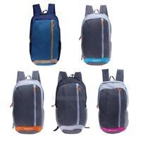 Men Women Oxford Cloth Backpack Waterproof Travel Outdoor Backpack School Bag