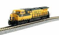 Kato N Scale 176-7035 GE AC4400CW Chicago & North Western #8804 DCC Ready New!