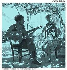 Josephine Foster & Victor Herrero Band - Anda Jaleo / Perlas [New CD]