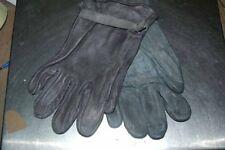 USA  Post WWII leather gloves   KOREA WAR