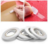 Adhesivo fuerte Cinta transparente de doble cara DIY Craft Gift-Wrap 5mm -20mm