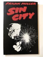 New listing Frank Miller's Sin City third print Tpb Graphic Novel Dark Horse Comics