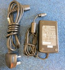 Li Shin LSE9901B1250 4pin 9mm Din AC Power Adapter Charger 50W 12V 4.16A
