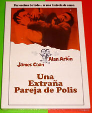 UNA EXTRAÑA PAREJA DE POLIS / FREEBIE AND THE BEAN English Español -DVD R2- Prec