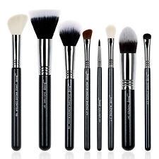 Jessup 8Pcs High Quality Pro Make-up Brushes Cosmetic Tools Set Powder Eyeliner