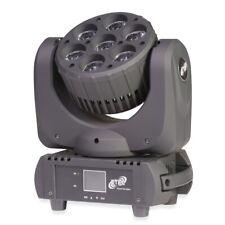 ETEC LED Moving Head Beam 7Q RGBW 4in1 OSRAM 7x15 Watt - Washer Washlight