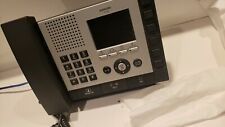 Aiphone Is-Mv Hands Free Programmable Video Master Station Phone System