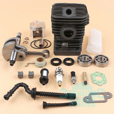CYLINDER & PISTON KIT FOR STIHL 023 MS230 025 MS250 42.5mm SEAL GASKETS BEARINGS