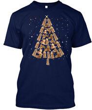 Goldendoodle Christmas Gift Hanes Tagless Tee T-Shirt