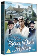 SEVEN DIALS MYSTERY. Agatha Christie. New sealed DVD.