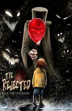 THE REJECTED UNWILLING ONE SHOT #1 SHAWN LANGLEY MOVIE VARIANT *IN STOCK*