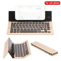 Folding Wireless Bluetooth Keyboard For Ipad Android Phone Tablet PC Ke Y7L2