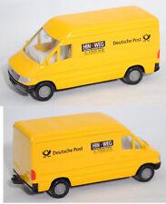 Siku Super 1085 Mercedes-Benz Sprinter Postwagen, gelb, HIN+WEG / Deutsche Post