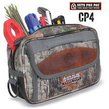 Veto Pro Pac CP4 Grubber Camo Small Tool Bag Pouch Storage Installers Tech Cargo