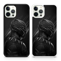 Black Panther Marvel Superhero Comic Book Avengers Wakanda Phone Case Cover