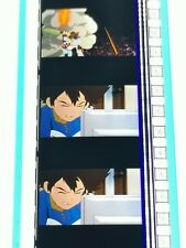 Digimon The Movie 35mm Film Cell Unmounted 10 Frame Strips Japanese Cinema Cels