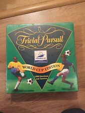 Trivial Pursuit World Cup France 98 edition
