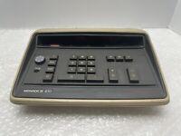VINTAGE MONROE MODEL 610 ADDING MACHINE CALCULATOR -  UNABLE TO TEST