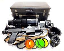 ZENIT-ES 35mm Photo Sniper Camera Zenit 12S Set