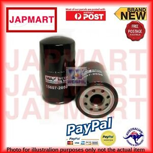 For Saab 9000 20l 84-98 Oil Filter Wco47 Petrol 4cyl B202 Mpfi Dohc 16v