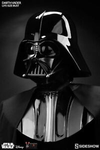Darth Vader Life Size Bust Sideshow Star Wars