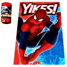 Spider-Man Marvel Polyester Blankets for Children