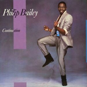 Philip Bailey - Continuation [New CD]