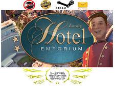 Luxury Hotel Emporium PC Digital STEAM KEY - Region Free