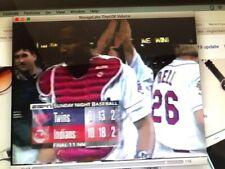 Cleveland Indians 10 Minnesota Twins 9 Date 7-3-1994 Baseball