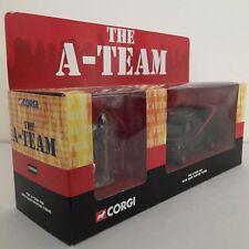 Corgi Cc87502 The A-Team Van with Mr.T Hand-printed Figure Nib! * Last One! *