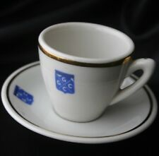 Guarapiranga Golf & Country Club Demitasse Cup & Saucer
