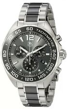 TAG Heuer Men's Formula 1 Stainless Steel & Ceramic Band Watch, CAZ1101 9/10!!!!