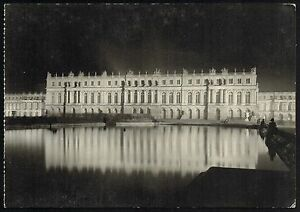 AD2323 France - Versailles - The Chateau Et The Parterre D'Eau Illuminés