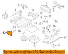 NISSAN OEM Interior-Trunk Lamp Assembly 264204U000