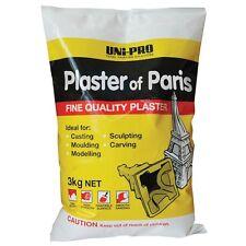 Uni Pro 3kg Plaster Of Paris
