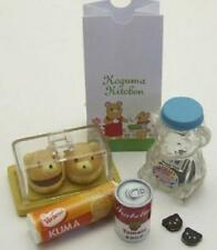 megahouse miniature soup can puff cream bear cookie jar biscuits