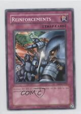 2006 Yu-Gi-Oh! Starter Deck Base Unlimited #YSD-EN032 Reinforcements Card 0j6