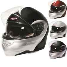 Vega Summit 3.1 Modular/Flip Up Motorcycle Helmet 2 Tone w/ Drop Down Sunshield