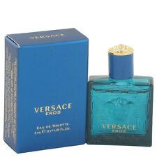 Versace Eros Cologne By VERSACE FOR MEN 0.16 oz Eau De Toilette Spray