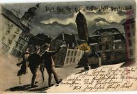 AK Dortmund, Marktplatz, Scherzkarte, 1903, 10/04