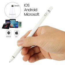 Rechargeable Capacitive Touch Screen Pen Stylus for Samsung PC iPhone iPad iPod