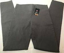 Guess Women's Peonie Pull-On Skinny Pants Tuxedo Grey NWT Medium