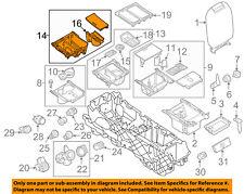 FORD OEM 13-18 Taurus Center Console-Finish Panel Trim DG1Z54045A76BA