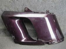 92 Kawasaki ZX6E Left Faring Panel 84L