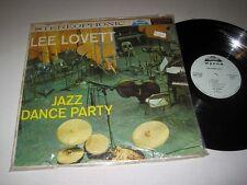 LEE LOVETT Jazz Dance Party WYNNE Stereo SHRINK