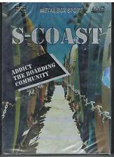 S-COAST - ADDICT THE BOARDING COMMUNITY - METAL BOX SPORT - SPAGNOLO - DVD
